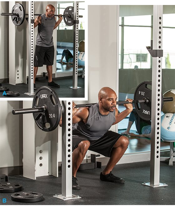 After You Become Comfortable With Regular Squats Consider Adding Jump To Your Routine