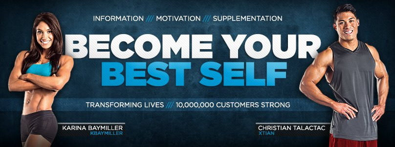 World's #1 online supplement store