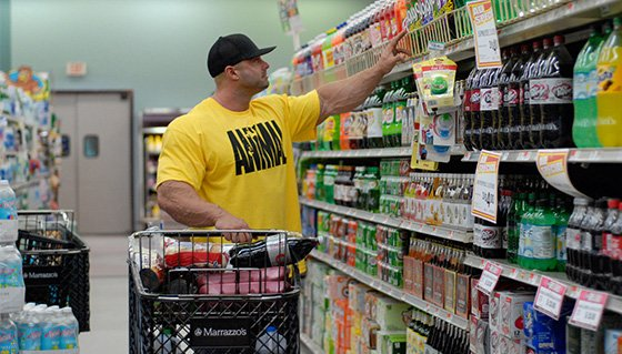 Big On A Budget Food Shopping Like An Animal With Frank