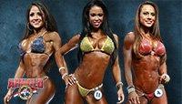 2013 Bikini International Prejudging Report: Bikini Battle