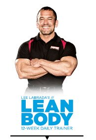 Lee Labrada's Lean Body 12 Week Daily Trainer