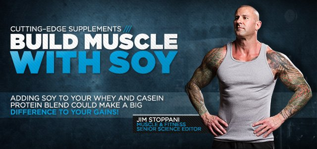 Can Adding Soy To Your Protein Mix Lead To More Growth?