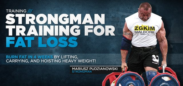 Free Strongman Program