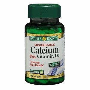Bottle of Calcium
