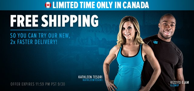 Free ground shipping with any purchase at gimesbasu.gq (registered All Access members only) Ends Dec. 31, $5 avg saved Find nutrition plans and workout regimens that can help you get in shape when you visit gimesbasu.gq Become an All Access member to receive complimentary shipping on dietary supplements, athletic apparel and exercise equipment.