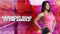 Candice Lewis' Hardbody Road to The Arnold