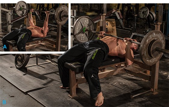 Cory Gregory's Time Frame Training Workout