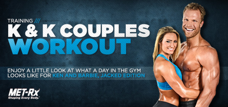 Partner Workout Plans Building The Perfect Body Together
