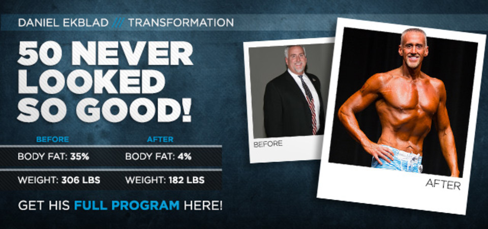 Body Transformation: 50 Never Looked So Good!