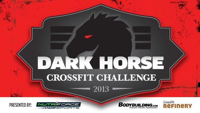 Dark Horse CrossFit Challenge 2013