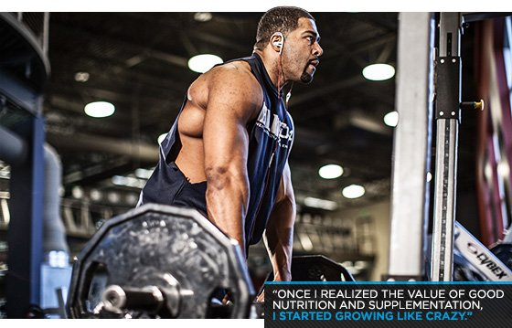 Fitness 360 david otunga the case for fitness for How much fish oil per day bodybuilding