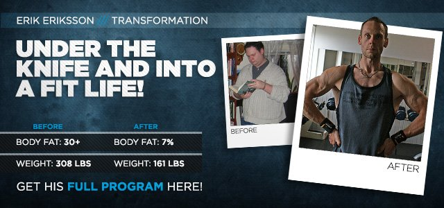 Body Transformation: Under The Knife And Into A Fit Life!