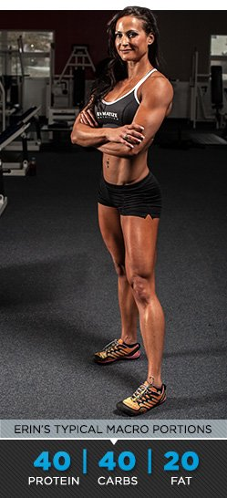 You talent Erin stern fitness