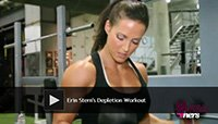 Erin Stern: Road To The 2013 Olympia