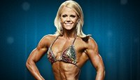 Nicole Wilkins takes back the Figure Olympia crown!