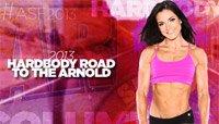 Fiona Harris 'No Regrets' - Hardbody Road to The Arnold