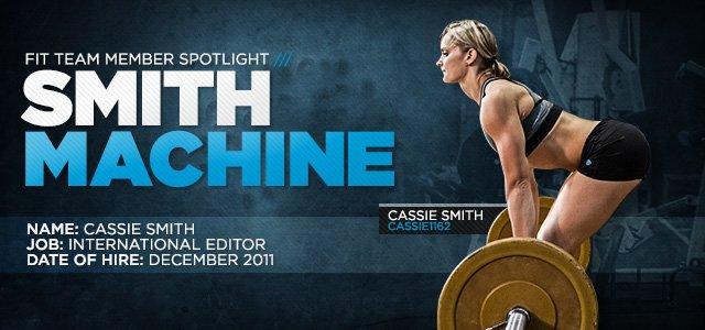 Fit Team Member Spotlight: Cassie Smith