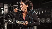 Karina Baymiller's Nutrition Program