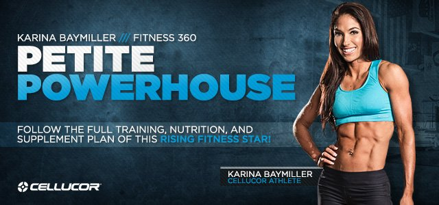 Fitness 360: Karina Baymiller, Petite Powerhouse Overview
