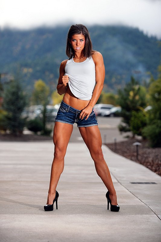 Fitness Amateur Of The Week: Golden Girl
