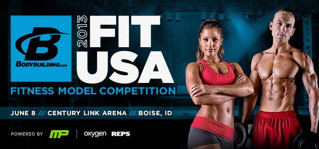 2013 Fit USA Fitness Model Competition