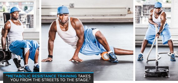 Metabolic Resistance Training takes you from the streets to the stage