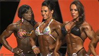 2013 Ms. Olympia Confirmation Round Replay