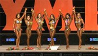 2013 Fitness Olympia Awards Replay