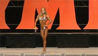 2013 Fitness Olympia Swimsuit Round Replay