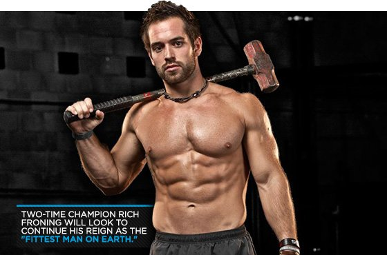 66721db72d05d9 Get CrossFit Fit! Rich Froning Video Series