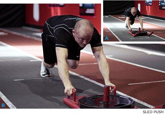 Mma Strength Training Bjj For