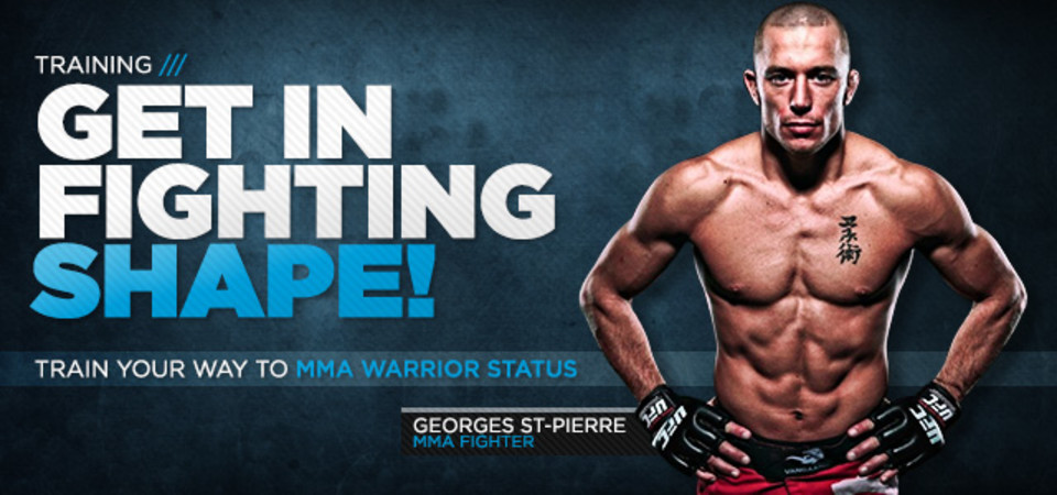 Fighting Fit: The MMA Shred Workout!