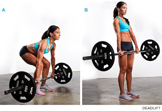 Dangerous Curves: Get Your Glutes In Gear With Supersets ...