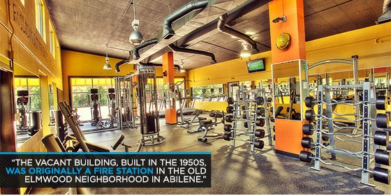 Gym of the month firehouse fitness