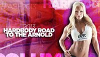 Jessica Paxson Fitness Confessions - Hardbody Road to The Arnold