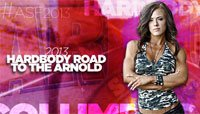 Mallory Haldeman's Road to The Arnold