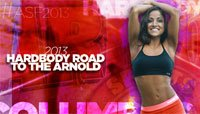 Nicole Nagrani's Hardbody Road to The Arnold