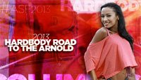 Hardbody Momma Yeshaira Robles Road To The Arnold