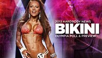 2013 Bikini Olympia Poll, Preview & Predictions