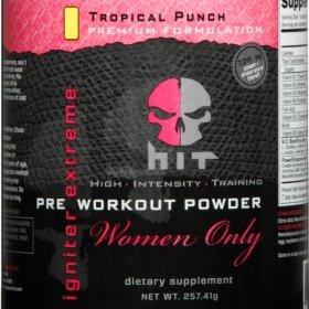 HIT Supplements Igniter Extreme Women Only