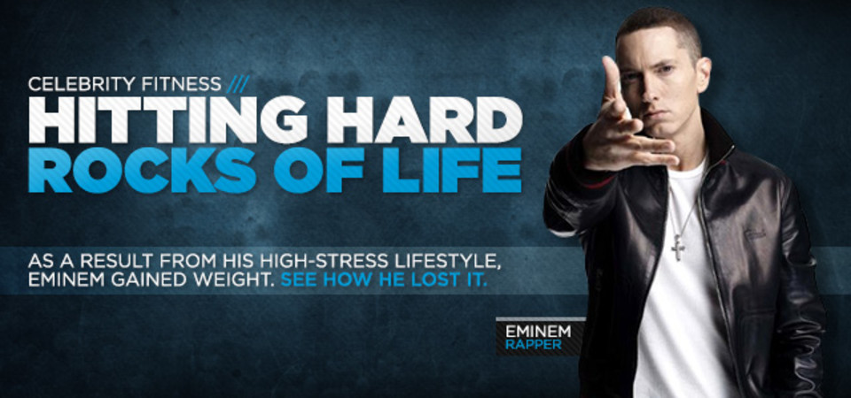 Eminem Hitting Hard Rocks Of Life A Workout For Fat Loss