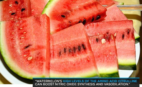Is viagra made out of watermelon