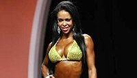 Pro Bikini Challenger India Paulino Outlines Her Strategy To Win The 2013 Olympia