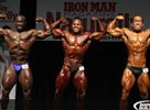2013 NPC Iron Man Naturally Photos