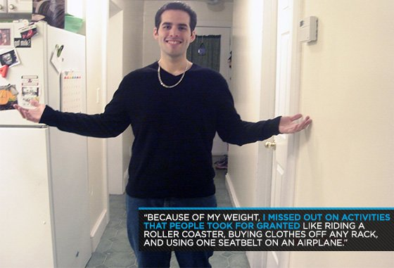 Body Transformation: 170 Pounds Of Freedom!