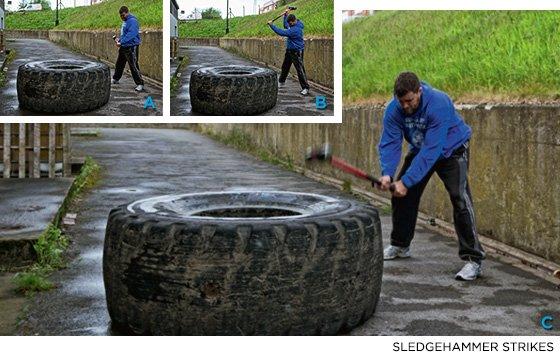 Junkyard Gym Workout: Build Your Own Backyard Gym ...