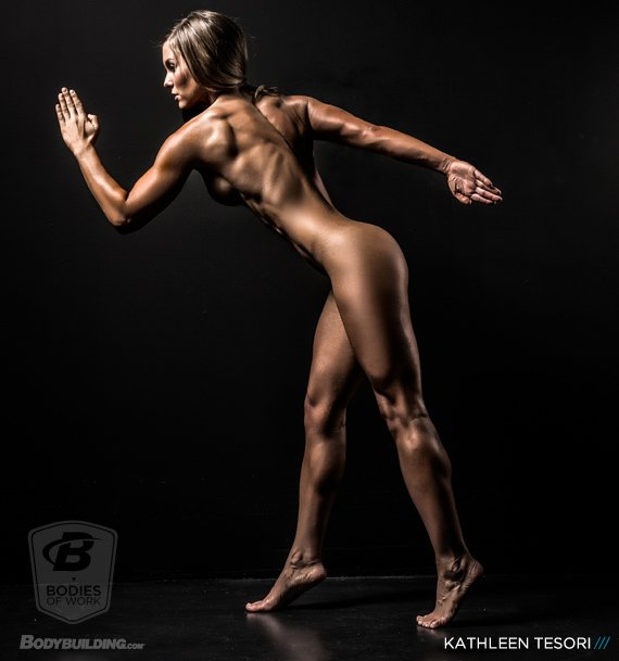 perfect naked crossfit girl