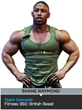 Shane Raymond