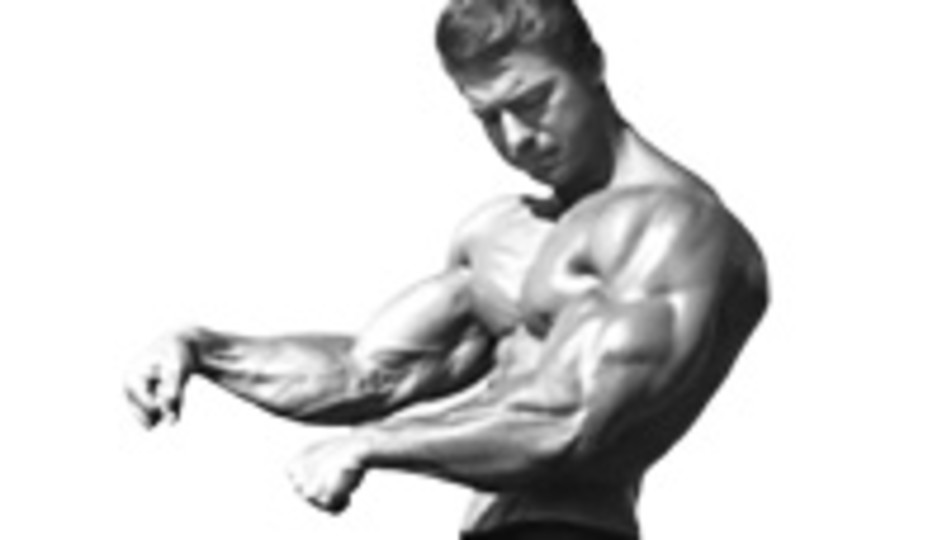 Arms Without Equal: Larry Scott Arm Workout