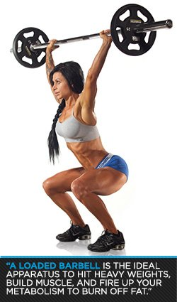 Lift To Burn 4 Barbell Complexes To Scorch Fat And Increase Strength